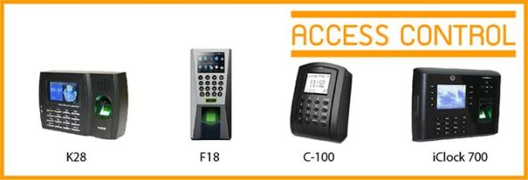 ACCESS CONTROL Banner